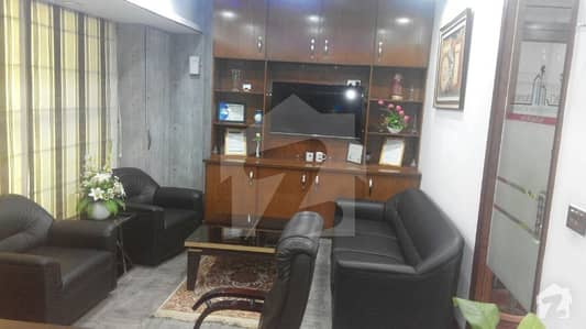 Office For Sale Small Shahbaz Dha Phase VI 920 Sq Ft