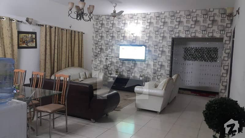 1 Kanal Fully Furnished Ground Floor For Rent In Askari 11