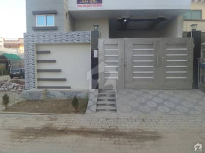 Double Storey Brand New Beautiful House For Sale At Usman Block, Okara
