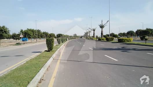 1 Kanal Open Form Fully Developed Plot File On Installment Plan  EE Block Bahria Town Lahore