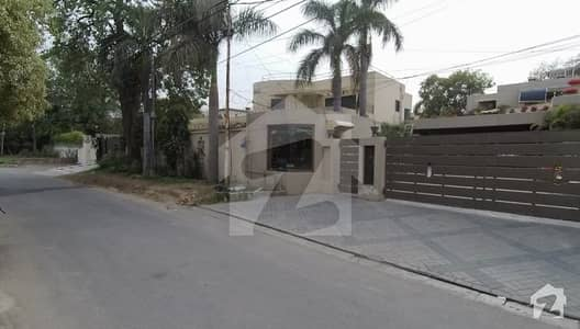 2 Kanal 12 Marla Complete Double Unit House Is Available For Sale At Gulberg 2