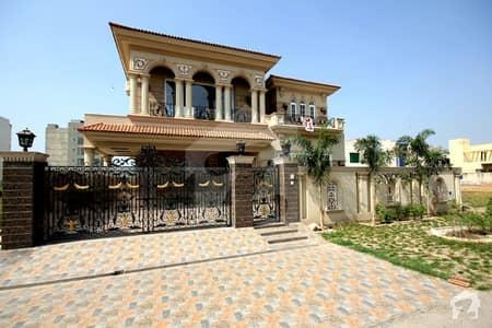 DHA Phase 6  One Kanal Spanish Villa