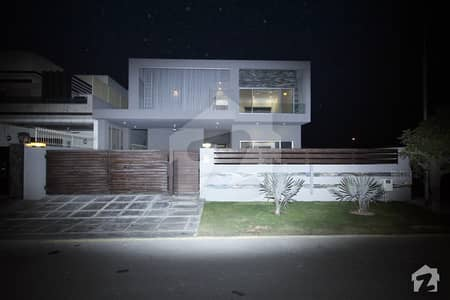 MARKS Offers 1Knall Brand New House For Sale In DHA Phase 8