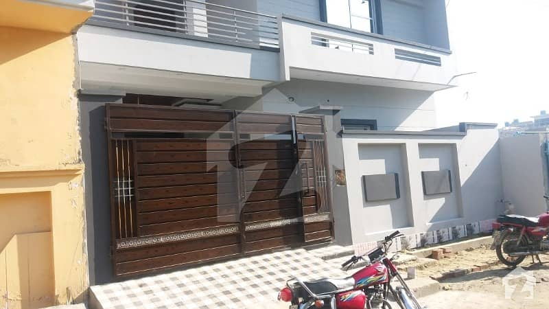 7 Marla Residential House Is Available For Sale At Shadab Garden At Prime Location