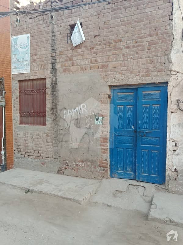 2. 42 Marla House For Sale Habib Town Sahiwal
