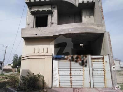 House Is Available For Sale In Usman Block