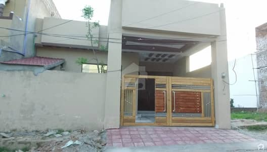Brand New 6 Marla House Is Available For Sale