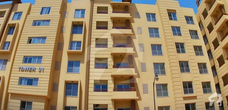 Ideal 2 Bed Flat Available For Sale In Bahria Tower