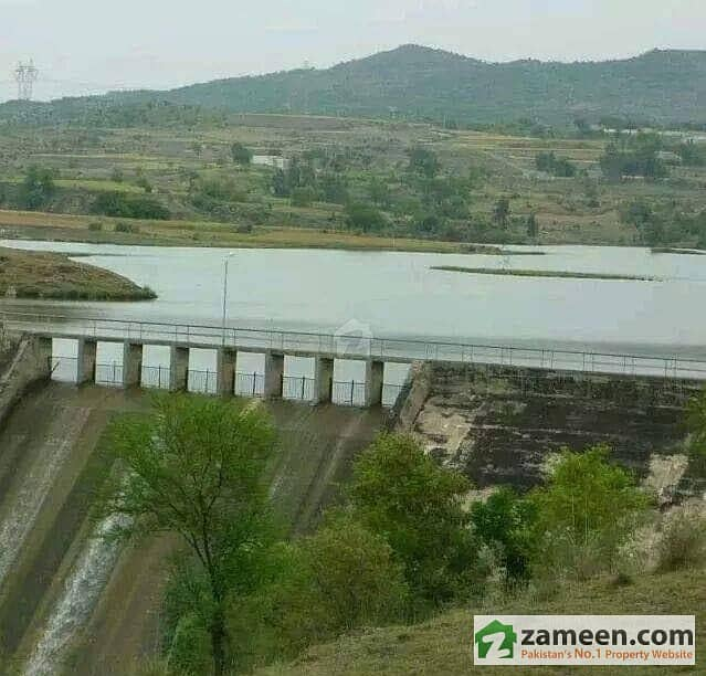 Lake View Islamabad: Waterfront 50 Kanal Farm House Land For Sale Others