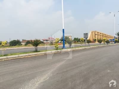 1 Kanal, Back Open, Boulevard Plot For Sale