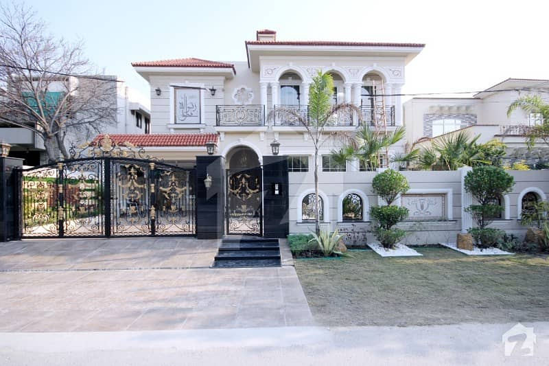 Spanish Exquisite New 1 Kanal House For Sale In A Prime Location Of Dha Phase 3