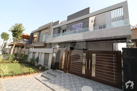 10 Marla Brand New Luxury Facing Park  House For Sale In State Life