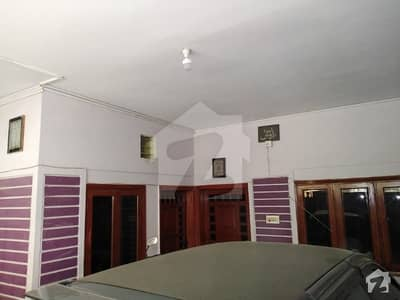 120 Sq Yard Ground+one Storey House Is Available For Sale