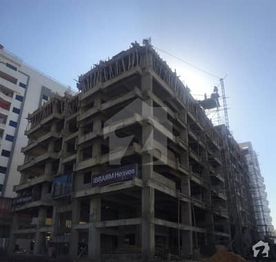 Apartment In Malir Cantt Karachi With 10 Down payment