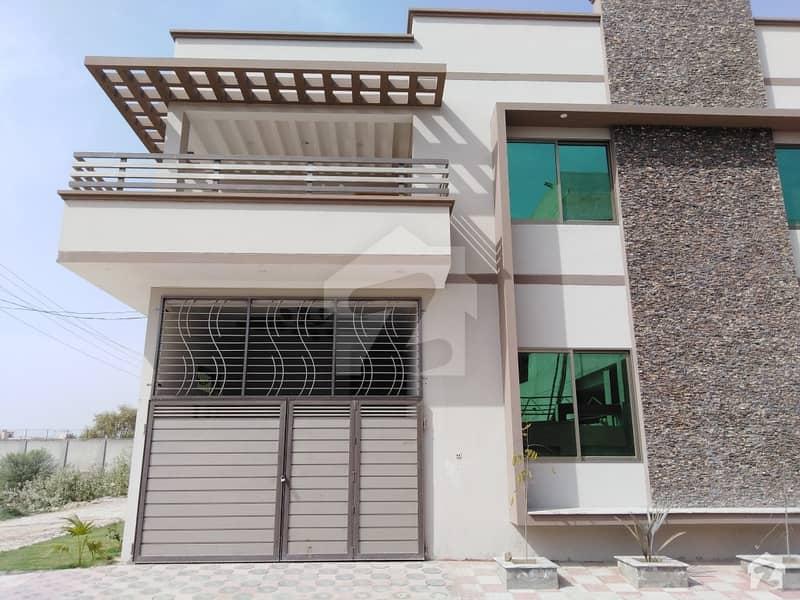 4 Marla Corner Single Storey House For Rent