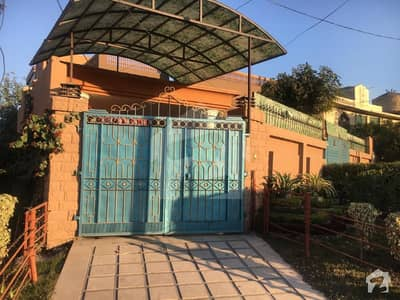 10 Marla VIP Corner House For Sale