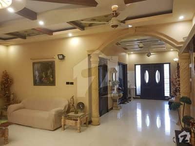 400 Yard Ultra Luxury House In Kaneez Fatima Block 1 On 150 Feet Road