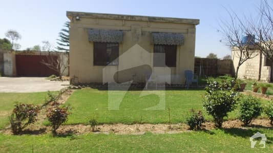 10 Kanal Beautiful Farm House Is Available For Sale In Jabbar Maiana Adiala Road Rawalpindi