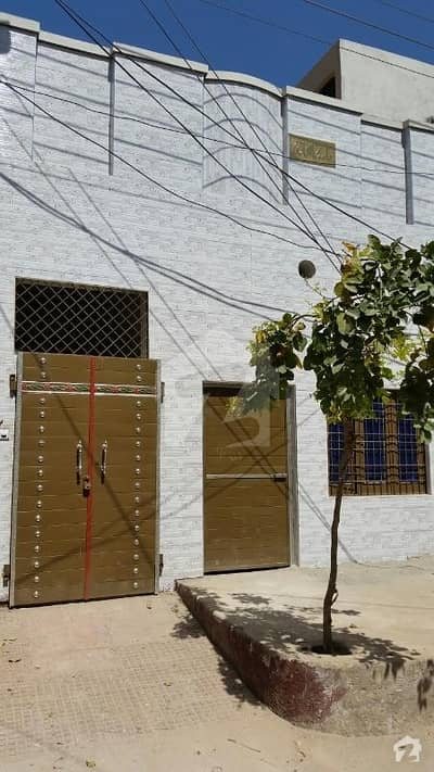 House No. 122 Is Available For Sale In  Sitara Colon - Block C