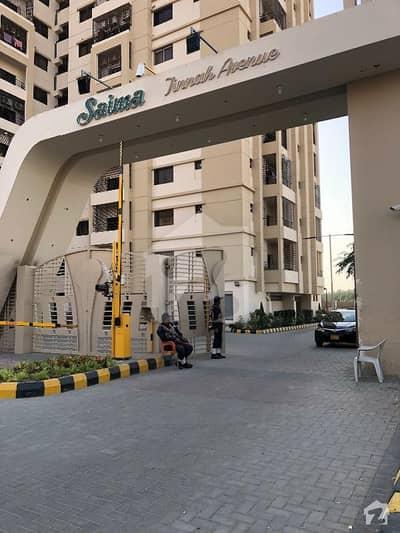 Luxury Apartment At Saima Jinnah Avenue For Rent