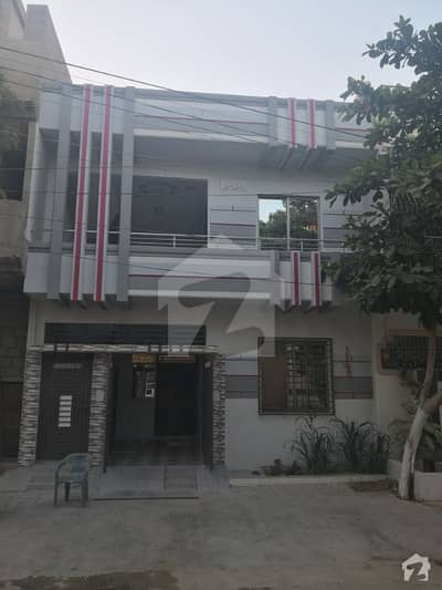 Brand_New_House_For_Sale in Gulshan_E_Maymar Sector Z-2 120 SQYRDS Ground Plus One