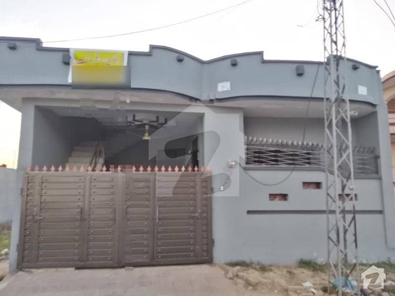 3 Marla Brand New Corner House Available For Sale In Adyala Road