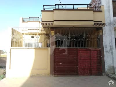 6 Marla Single Storey House For Sale
