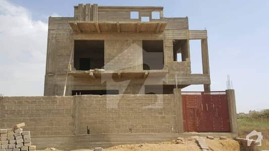 Ground +1 Complete Structure 400 Sq Yards For Sale