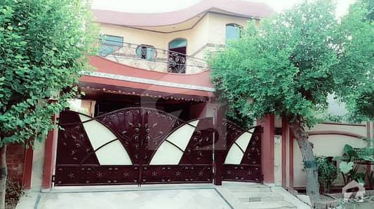 1 kanal luxury old House on plot price for sale located in Punjab Co operative housing society Ghazi Road Lahore