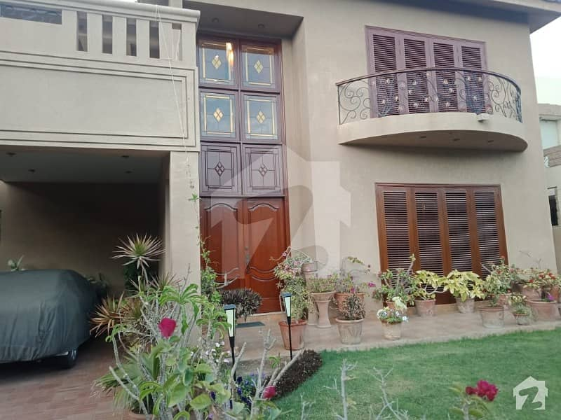 666 Yards Bungalow For Sale In KhayabaneMuhafiz