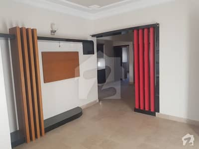 An Aesthetic Wellbuilt And Beautifully Finished Flat Is Available For Sale In Dha Phase VI Bukhari Commercial Lane 5