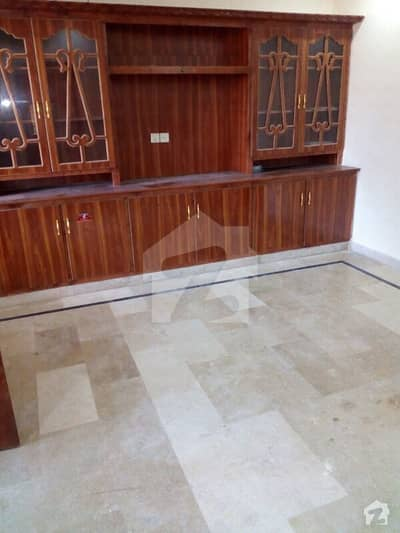 Double Storey House For Rent  Marble Flooring Beautiful Location