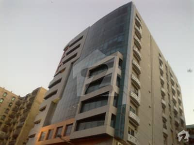 1885 Sq Ft Feet Furnished Office On Rent In Clifton Horizon Tower Building Karachi