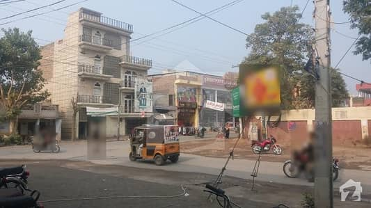 Beautiful Commercial Opportunity For Sale In Gulgasht Colony