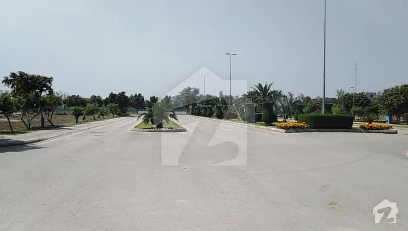 Commercial Plot Bahria Rose Garden On Main Boulevard For Sale