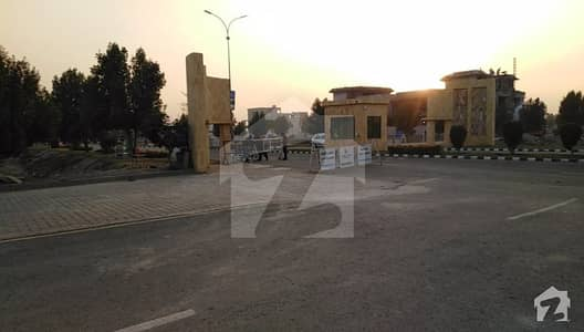 10 Marla Plot For Sale In Lake City Lahore