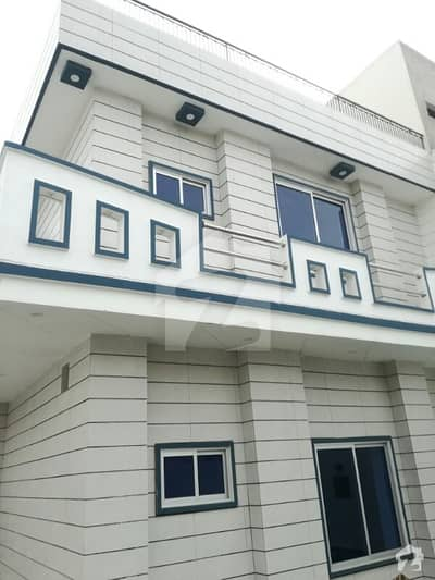 11. 25 Marla Double Storey House Is Available For Sale