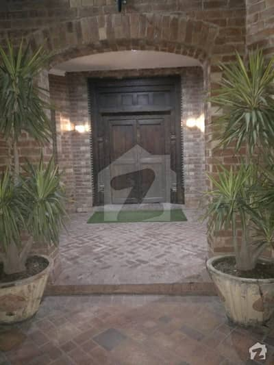 4Kanal Farm House for Sale in DHA phase 7