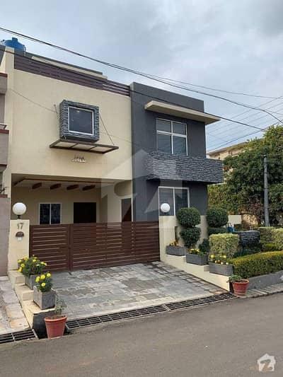 6 Marla Corner House For Sale In Swan Garden Block C Islamabad