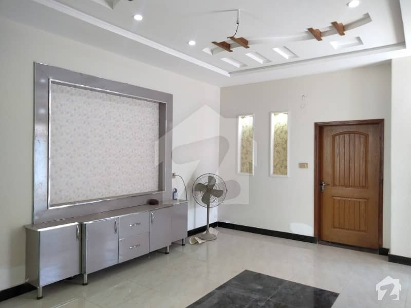 7 Marla Corner Both Side 30 Feet Carpet Road  Brand New Double Story House For Sale At Fully Gated Colony