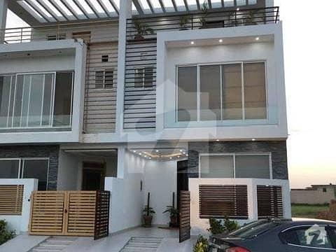 3Marla Model House in InstallmentAlKabir Town