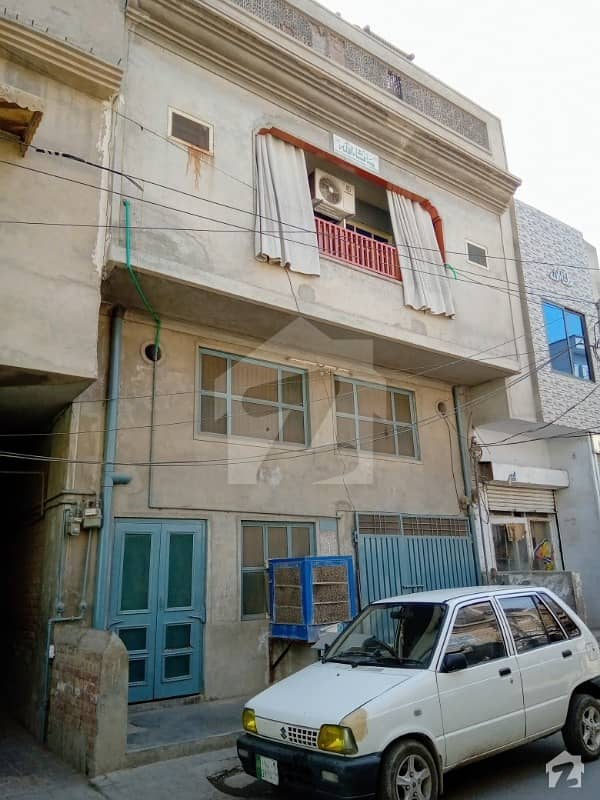 House Is Available For Sale In Commercial Area