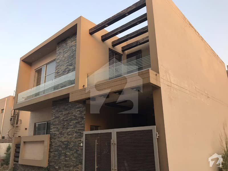5 Marla Brand New Outclass Double Unit Fully Furnished Bungalow For Sale In Green Avenue