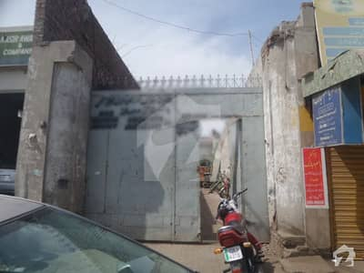 Building Is Available For Sale On Main Jhang Road