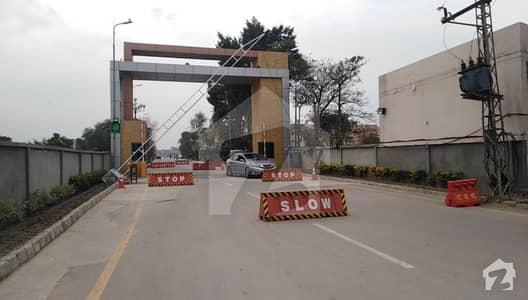 3 Marla Plot On 5 Years Easy Installment In AlKabir Phase 2  Umer Block