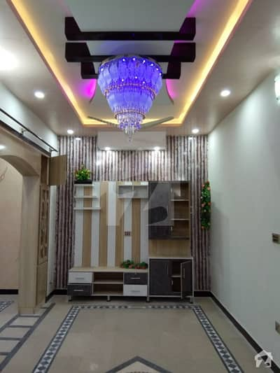 5 Marla Double Storey New House For Sale