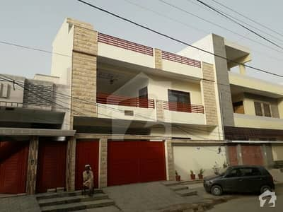 Saadi Town Block 4 House For Sale