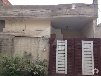 NEW House 3 Marla Single Storey For Rent
