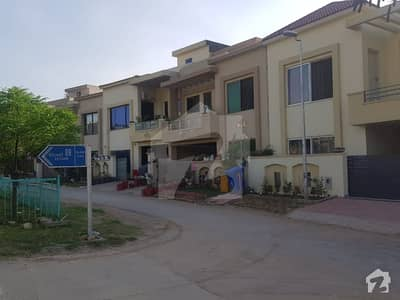 7 Marla Double Unit house for sale in Bahria town phase 8 Abu bakar block