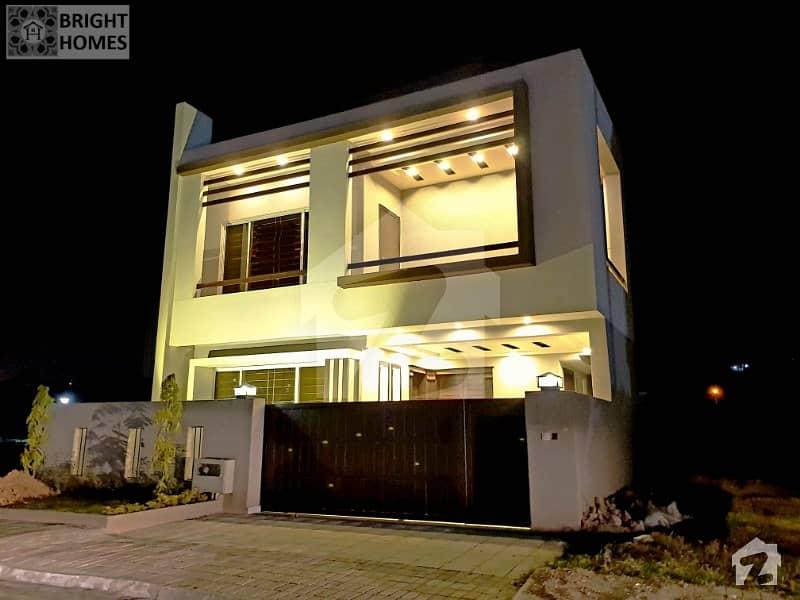 Amazing 10 Marla 5 Beds Double Unit House